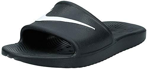 comprar Nike Kawa Shower, Zapatos de Playa y Piscina para Hombre, Negro (Black/White), 38.5 EU