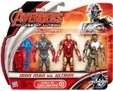 Marvel Avengers Age of Ultron Iron Man vs Ultron Exclusive 3 3/4