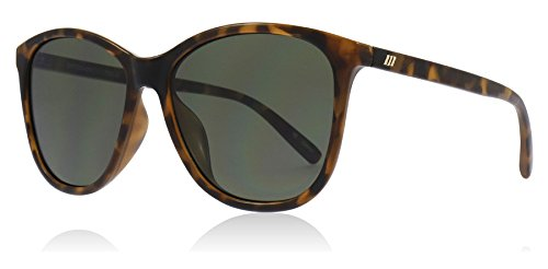 Le Specs Entitlement Tortoise Cat Eye Sunglasses Einheitsgroesse Tortoise