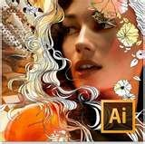 Adobe Illustrator CS6 Middle Eastern Software DVD MAC...