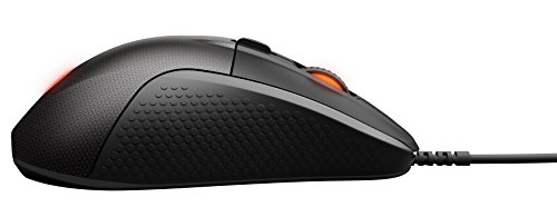 SteelSeries Rival 700 Optische Gaming-Maus (7 Tasten, OLED-Display, Haptisches Feedback) schwarz - 4