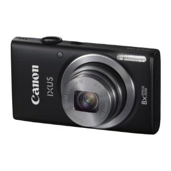 "Canon Digital IXUS 135 - Cámara compacta de 16 Mp (pantalla de 2.7"", zoom óptico 8x, estabilizador de imagen óptico), negro"
