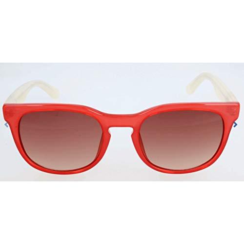 Karl Lagerfeld Damen KS6006 Sonnenbrille, Rot, 48