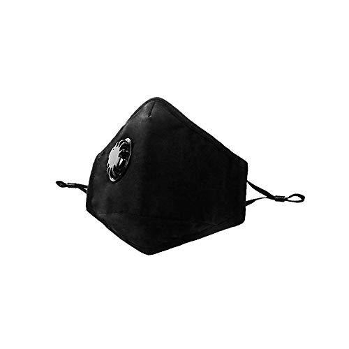 Gaddrt Atemmaske Atemschutzmaske aus Baumwolle mit verstellbaren Trägern -