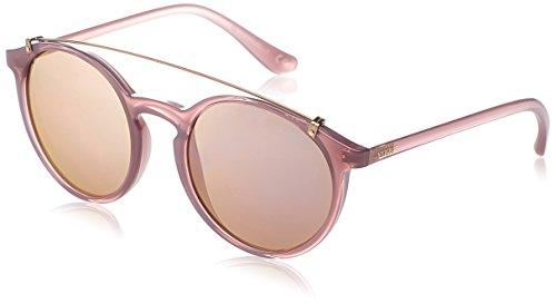 Vogue 0vo5161s 25355r 51, occhiali da sole donna, rosa (opal pink/brown)