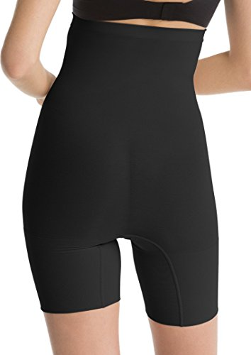Spanx Damen Miederhose Higher Power Short Schwarz