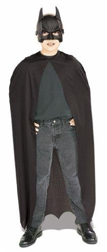 Rubies 32470 - Batman Cape und Maske ()