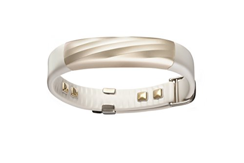 Jawbone Up3 Heart Rate, Activity + Sleep Tracker Sand Twist, Gold  available at amazon for Rs.7876