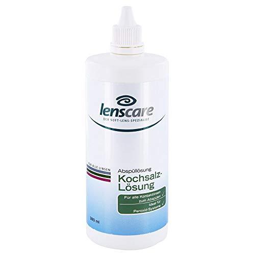 Lenscare Kochsalzlösung 380 ml