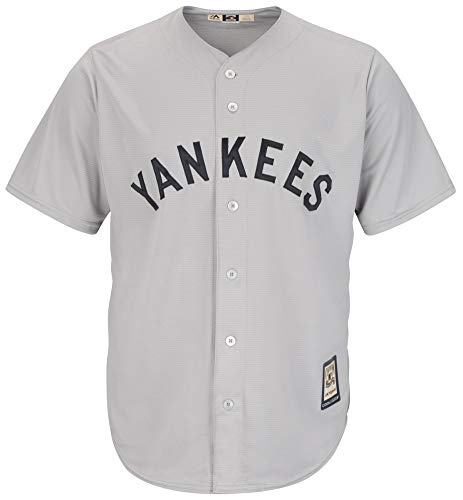 Majestic Cooperstown Cool Base Jersey - New York Yankees - L Cooperstown Base