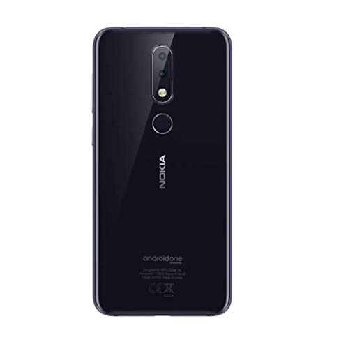 buy online dd4aa 1ea7a Buy Lofad Case Transparent Back Cover for Nokia 6.1 Plus on Amazon ...