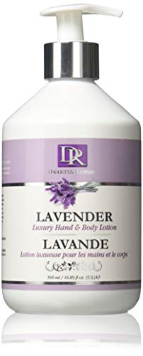 Dr main and Body Lotion lavend Il 500 ml