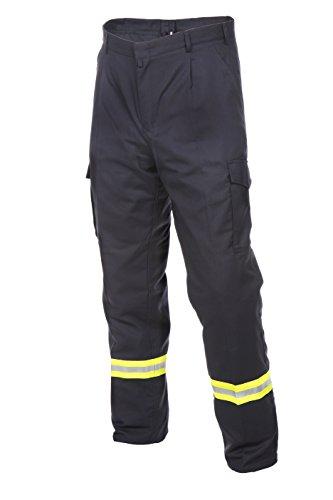 Bundhose Kermel/Viskose Feuerwehr - Feuerwehrhose - Tagesdiensthose (56) MIH Medical