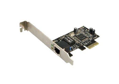 dual lan LogiLink Gigabit PCI Express Netzwerkkarte