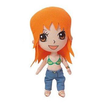 Nami de One Piece : Peluche - Tamaño : 18cm