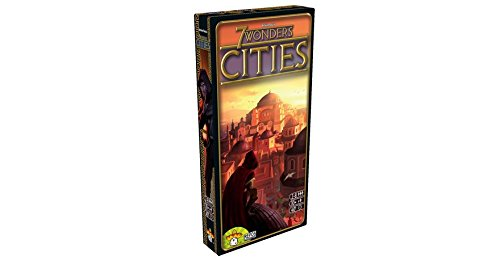 Asmodee 7 Wonders Cities (ADE0SEV03ML)