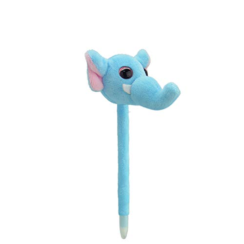 ORBYS Wild Planet 18cm Luxury Handmade Elephant Soft Pen