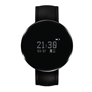 Meet Global Supermarket-Smartwatches@YYM88s Men's Woman Smart Bracelet/SmartWatch/Healthy Heart Rate/Exercise Step/Self-timer/Call Reminder/Message Push for IOS Android , black