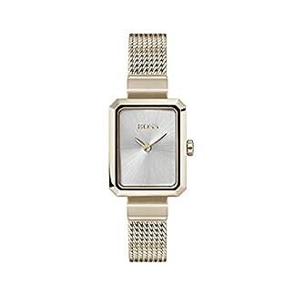 Hugo Boss Reloj Analógico para Mujer de Cuarzo con Correa en Oro Rosa 1502432