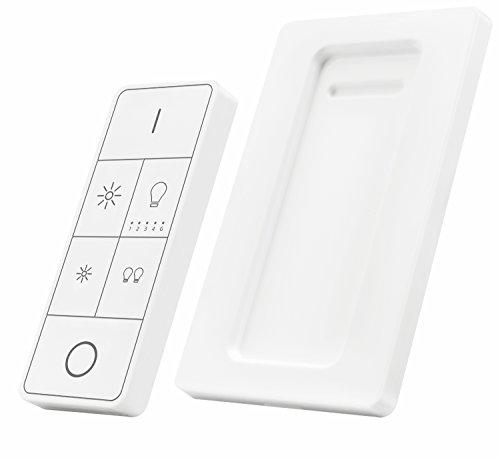 Trust ZYCT-202 Telecomando ZigBee con montaggio a Parete Magnetico, 3 V, Bianco