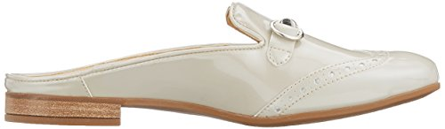 Geox Ladies D Marlyna E Pantofole Beige (crema)