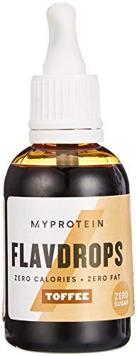 Myprotein Flavdrops Toffee, 1er Pack (1 x 50 ml)