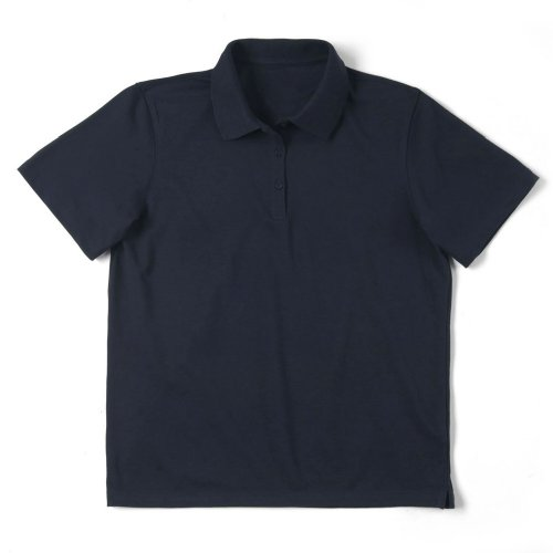 zorrel – Insektenschutz Apparel Damen Meshback Polo Shirt navy