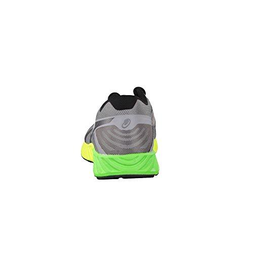 Asics fuzeX Lyte Aluminum/Black/Safety Yellow