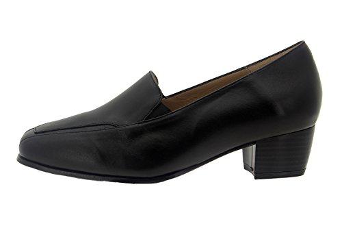 Scarpe donna comfort pelle Piesanto 7112 mocassini comfort larghezza speciale