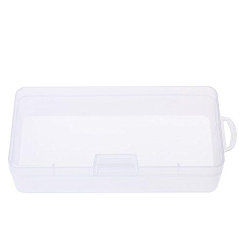 A0127 Kunststoff Home Storage Box für elektronische Teile Metallteile Mobile Repair Tool Etc -
