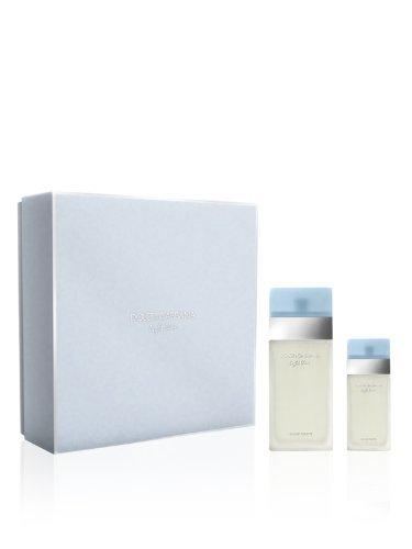 Dolce & Gabbana Light Blue 100 ml EDT Spray / 25 ml EDT Spray, 1er Pack (1 x 125 ml)