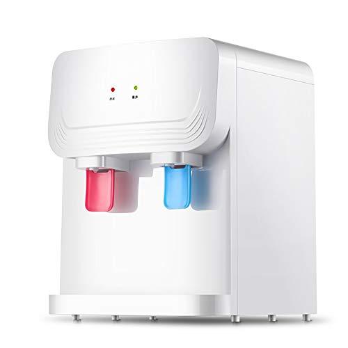 H&RB Kühler Wasserspender-Warm-Und Kaltwasser, NSF-Zertifizierter Filter, Weiß