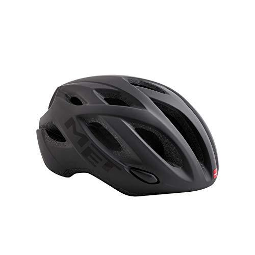 Met Idolo M 108, велосипедный шлем, черный, 52 - 59 см