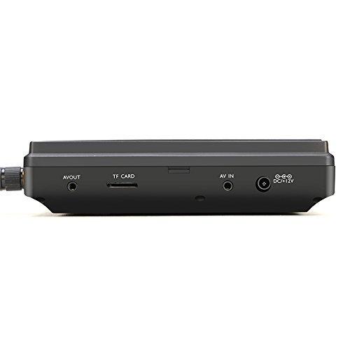 Eachine LCD5802D FPV Monitor mit DVR Dual Empfänge 5.8G 40CH 7 Inch eingebaute Batterie - 8