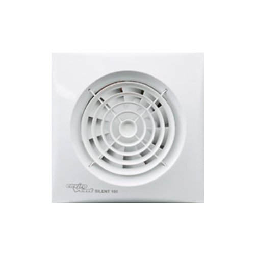 """Envirovent SIL100T """"Silent"""" Bathroom Extractor Fan - for 4"""" 100mm ducting Test"""