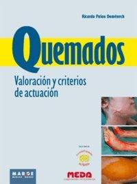 Quemados: Valoración y criterios de actuación por Ricardo Palao Doménech