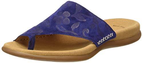 Gabor Shoes Damen Jollys Pantoletten, Blau (Bluette 26), 42 EU