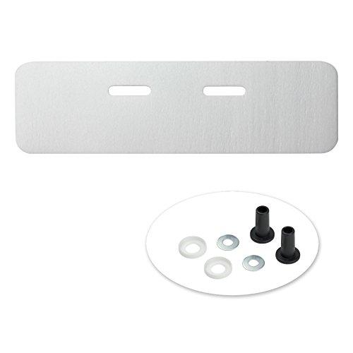 x 750 mm Unterlage Schalldämmung für Waschbecken Waschtisch (Extrudiert Schaum)