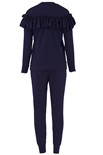 MISS BOHO CHIC - Survêtement - Femme Bleu Marine