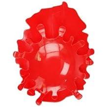 Mustard M13001 Porta Mestolo - Rosso Macchia di Sugo Splash Spoon Rest
