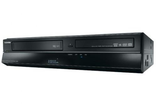 Toshiba RDXV60KB-3-in-1HDD, DVD and VCR Recorder-RDXV60KB-3-in-1HDD, DVD and VCR Recorder, [Import UK-] (Dvd-vcr Player Toshiba)