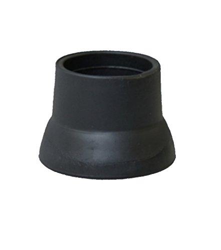 6 Stück Trampolin Rohrabschlusskappe / Sicherheitsnetz Randabdeckung Gummikappen Stangen