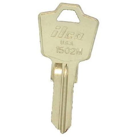 KABA ILCO 1502M ESP Mail Lock Key Blank by Kaba Ilco