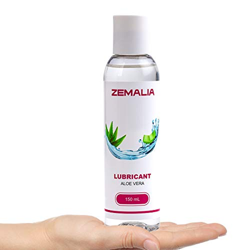 ZEMALIA | Gel lubricante sexual base agua íntimo