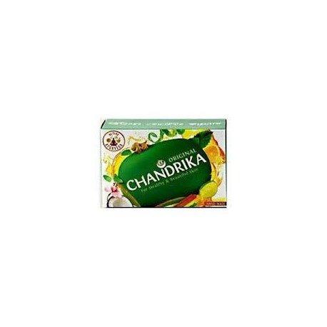 savon-chandrika-ayurvedique-aux-huiles-essentielles-125-grs