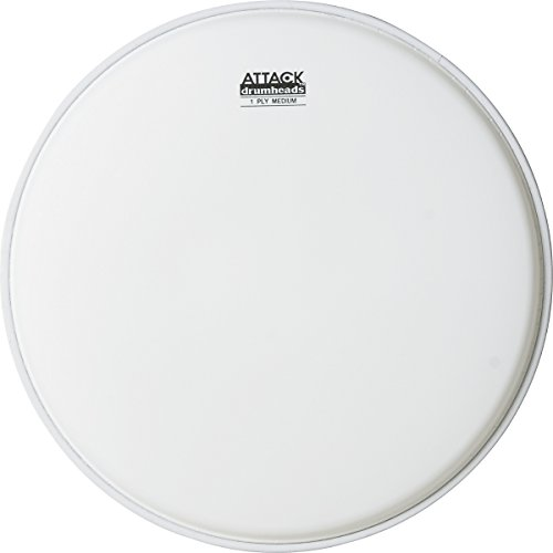 ATTACK DRUMHEADS DHA14C 1 PLY MEDIUM COATED 14