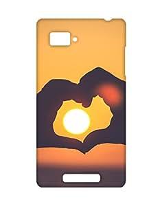Mobifry Back case cover for Lenovo Vibe Z K910 Mobile ( Printed design)