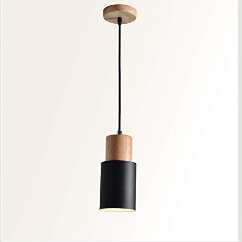 E27 Retro Suspensions Luminaires Lamps Antique Plafonnier Luminaire Industriel Lampe LED Aluminium Vintage éclairage de Plafond Noir