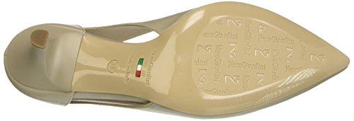 Nero Giardini Damen P717430de Peeptoes Beige (514)