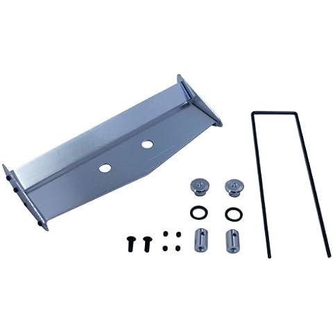 Conjunto de variables de aluminio del ala trasera (Plata) NO-133S